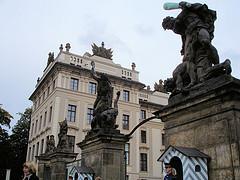 Prazsky hrad - Hradcany