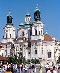 Kostel svateho Mikulase