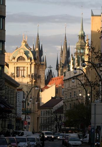 туры в Прагу в апреле