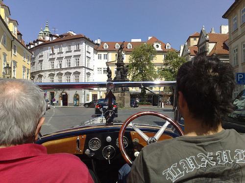 тур в Прагу 5 дней