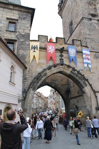 экскурсионный тур в Прагу 2013